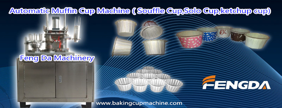 muffin cup machines